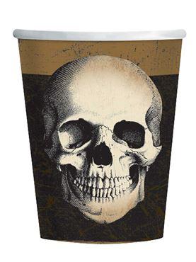 Boneyard Paper Cups