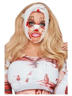 Botched Job Make-Up Kit - Side View