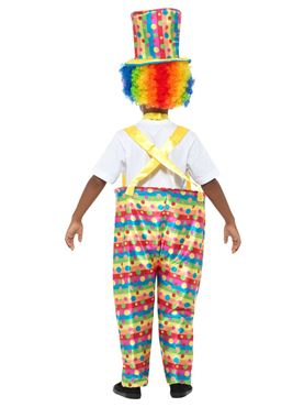 Boys Clown Costume - Side View