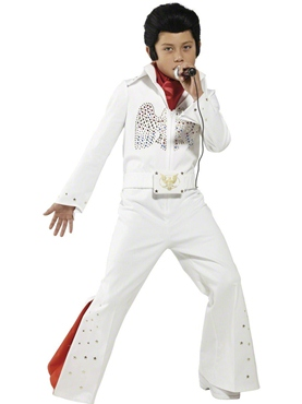 Child Boys Elvis Costume
