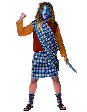 Adult Brave Scotsman Costume