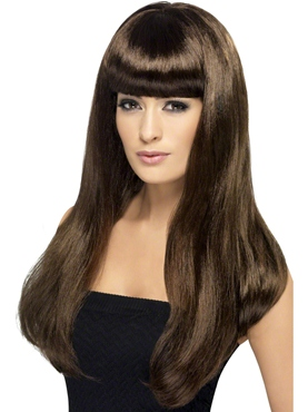Brown Babelicious Wig