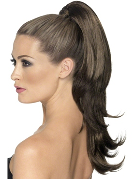 Brown Divinity Clip On Hair Extension