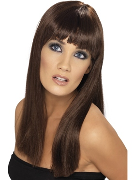 Brown Glamourama Wig