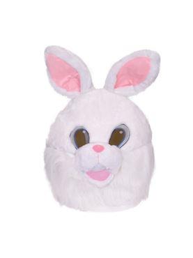 Bunny Mask Mascot