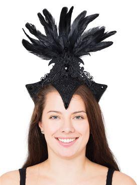 Burlesque Headpiece