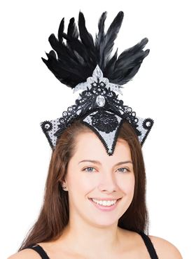 Burlesque Headpiece
