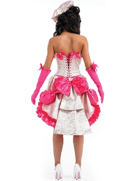 Burlesque Showgirl Costume