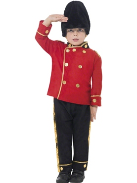 Child Busby Guard Costume