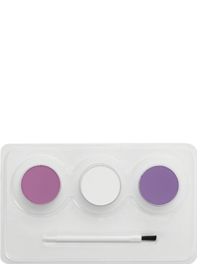 Pink, Purple and White Paint Pallet