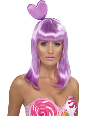 Candy Queen Katy Perry Wig