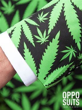 Cannaboss Oppo Suit - Side View