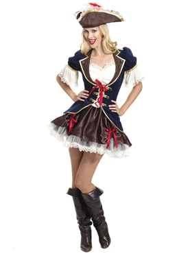 Captain Buccaneer Costume