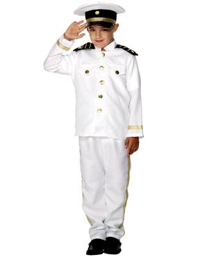 Captain Childrens Costume