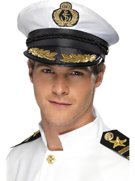 Captains Navy Hat