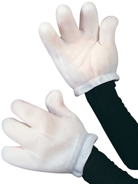 Adult Cartoon Hand Gloves