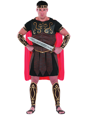 Adult Centurion Costume Couples Costume