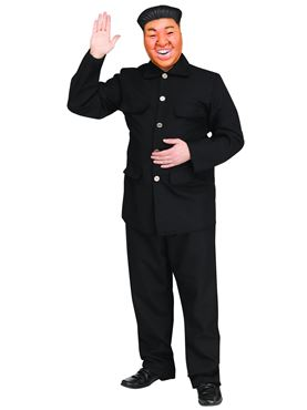Plus Size Chairman Adult Costume