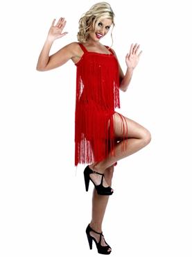 Adult Charleston Dress Costume