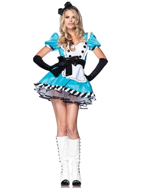 Adult Charming Alice Costume