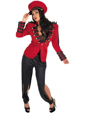 Cheryl Cole Fight For This Love Costume