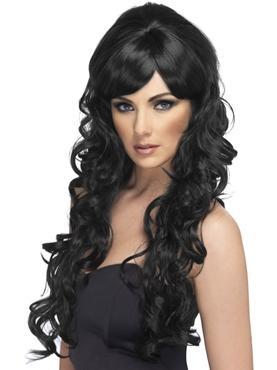 Cheryl Wig Black