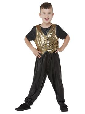 Child 80s Hammer Time Costume Couples Costume