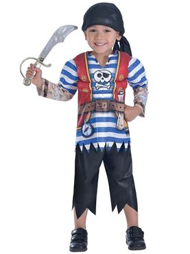 Child Ahoy Matey Costume