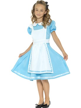 Child Alice Princess Costume Couples Costume