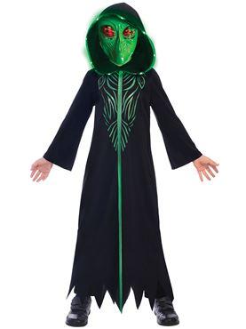 Child Alien Costume
