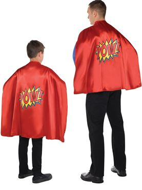 Deluxe Superhero Cape