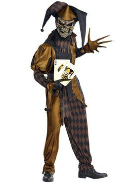Jokers Wild Costume