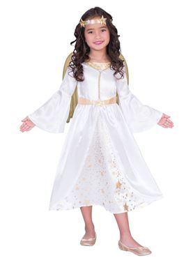 Child Angel Girl Costume