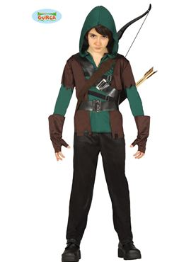 Child Archer Costume