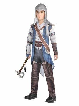 Child Assassin's Creed Connor Costume