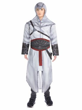 Child Assassin's Creed Robe Costume Couples Costume