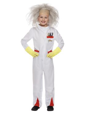 Child Back to the Future Doc Costume