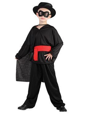 Child Bandit Costume