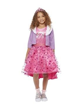 Child Barbie Princess Adventures Deluxe Costume