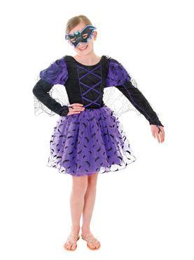 Child Bat Princess Costume