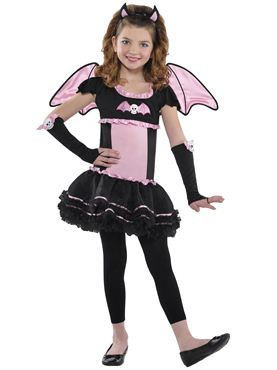 Child Bat To The Bone Costume