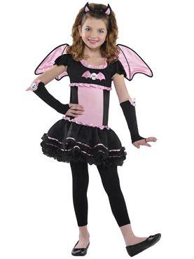 Child Bat To The Bone Costume