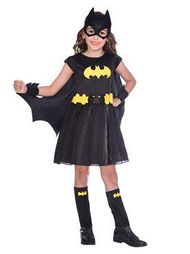 Child Batgirl Classic Costume