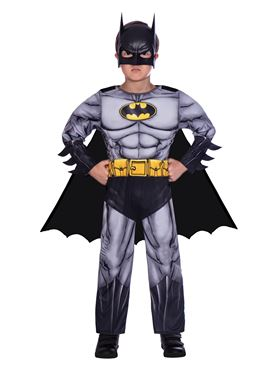 Child Batman Classic Costume Couples Costume