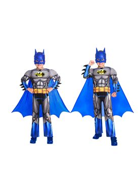 Child Batman The Brave & The Bold Costume - Side View