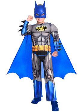 Child Batman The Brave & The Bold Costume