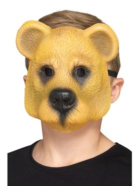 Child Bear Mask