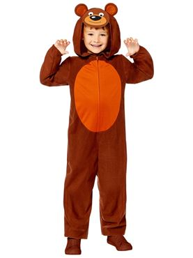 Child Bear Onesie Costume Couples Costume