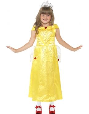 Child Belle Beauty Costume