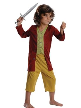 Child Bilbo Baggins Instant Kit